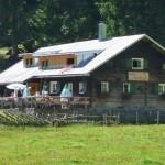 Alpe Melköde Kleinwalsertal