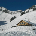 Obere Lüchle Alpe Kleinwalsertal