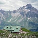 Mindelheimer Hütte Mittelberg Kleinwalsertal