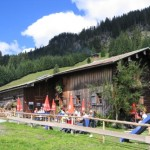 Alpe Osterberg Riezlern Kleinwalsertal