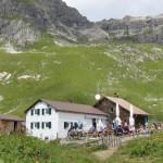 Widderstein Hütte Mittelberg Kleinwalsertal