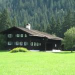 Ältestes Walserhaus Mittelberg Gemsteltal